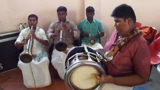 SouthIndian Marriage Shehnai-Mridunga