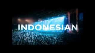 """Hillsong Global Project Indonesia"" a collaboration of Hillsong & JPCC Worship - True Worshippers"