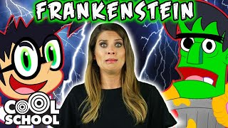 Frankenstein the FULL Story! 🧟‍♂️⚡️| Cool School Compilation