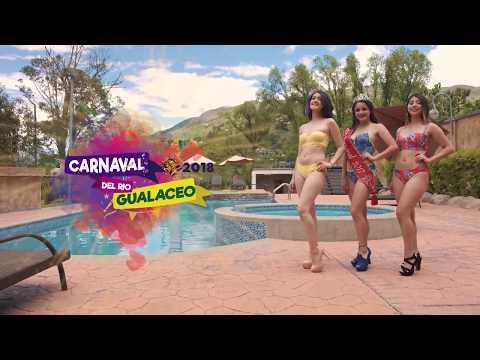 Carnaval del Río Gualaceo 2018