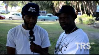 TRStv caught up with Tiny C Style and asked him what was going on w...