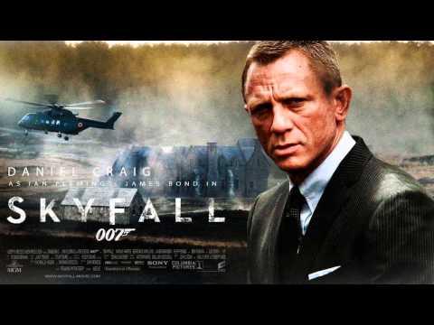 James Bond Skyfall - 22 Thomas Newman - Breadcrumbs