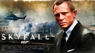 James Bond Skyfall - 22 Thomas Newman - Breadcrumbs