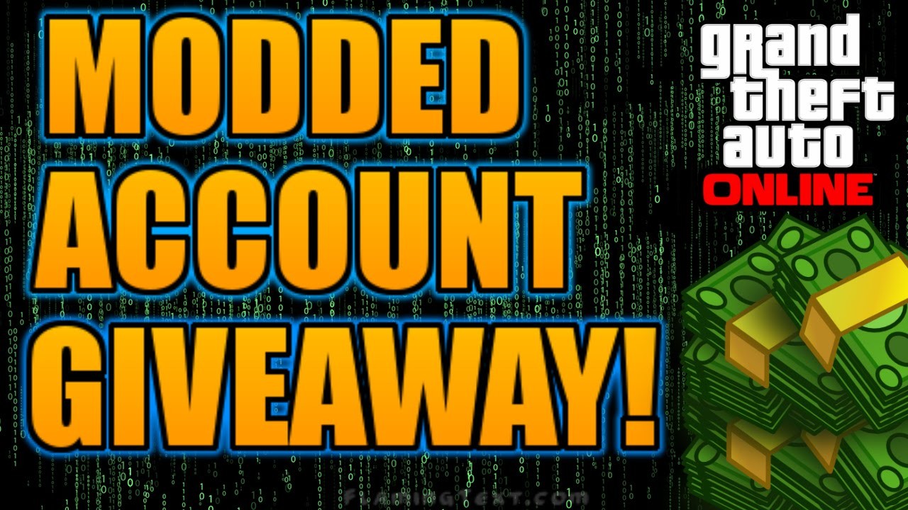 gleam io giveaway list gta 5 modded account giveaway link in the description 4335