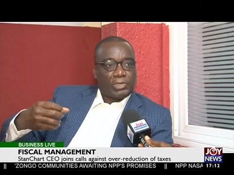 Fiscal Management - Business Live on Joy News (9-1-17)