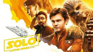 Соло: Звездные Войны Истории. Что уже известно о фильме.