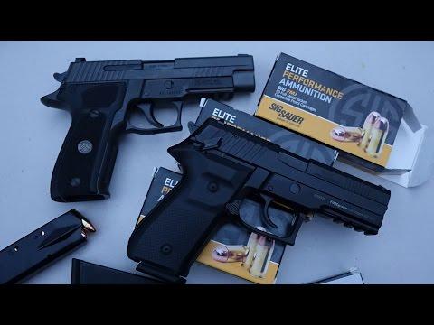 Arex ReX Zero 1s vs Sig Sauer P226 Legion