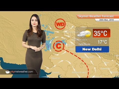 Weather Forecast for Mar 20: Snow in Kashmir, Himachal, rain in Kerala, dry weather in Mumbai
