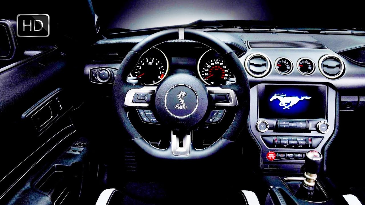 2016 ford mustang shelby gt350 interior design hd