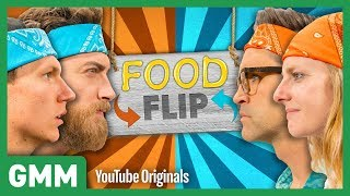 Download Fried Chicken Cupcake vs. Cupcake Fried Chicken   FOOD FLIP Mp3 and Videos