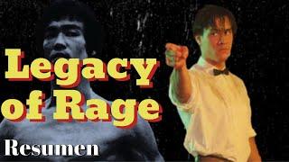 Películas de Brandon Lee legacy of rage 1986 resumen.Brandon Lee vs bolo