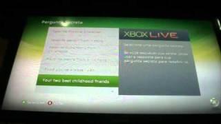 Tutorial - Como entrar na XBOX LIVE ? - [BR]