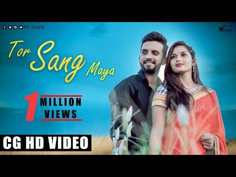 Tor Sang Maya | New CG Song | Tushar Solanki & Monika Verma | Pushkar Sahu | PTF Studio