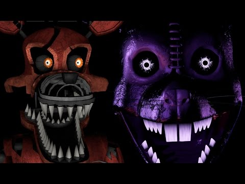 NIGHTMARE FOXY PLAYS: Five Nights at Candy's 3 (Night 2