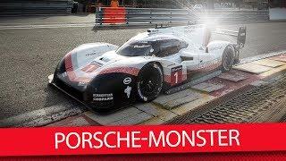 Monster-Porsche 919 EVO: So fährt sich der Formel-1-Killer (Interview) // mit Andre Lotterer