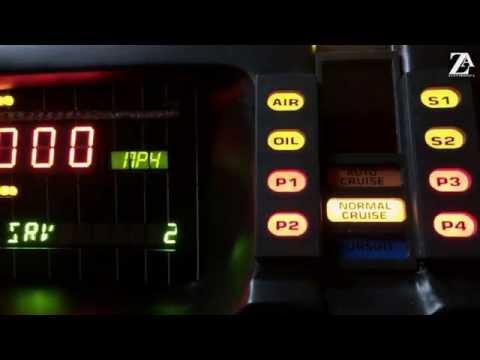 KNIGHT RIDER KITT 2TV DASH ZAELETTRONICA ELECTRONICS 82 PONTIAC FIREBIRD TRANS AM