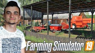 """Farming Simulator 19 """"Sprawdzanie Map"""" #11 ㋡ Staropolska Wieś ✔ MafiaSolecTeam"""