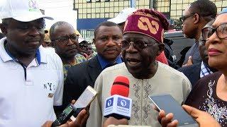 Why I Am Supporting Sanwo-Olu Over Ambode - Tinubu