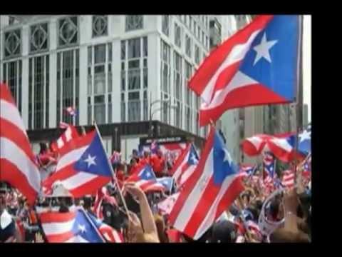 Puerto Rican Day Parade NYC - BORIQUA ANTHEM  (DJ MDW & RAUL SOTO)