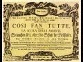 Miniature de la vidéo de la chanson Così Fan Tutte: Ouvertüre, Kv 588