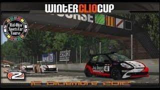 Winter Clio Cup - Round05
