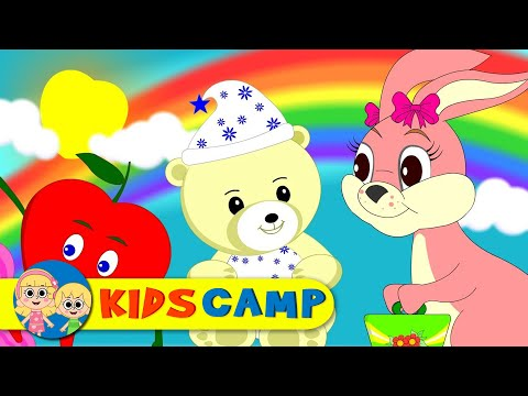 Children Songs Collection | Top 15 Nursery Rhymes for Babies and Toddlers from Kidscamp