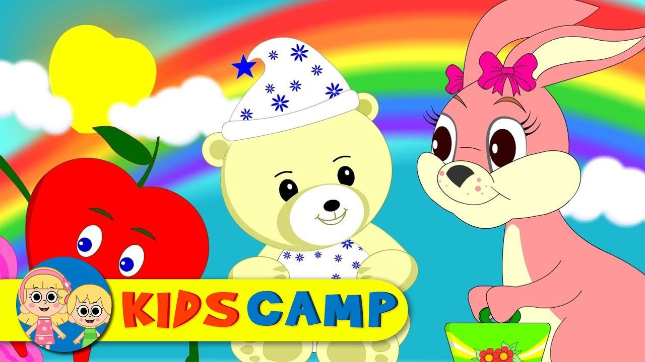 Top 15 Nursery Rhymes For Babies By Kidscamp