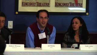 New Faculty Institute 2014 | Galit Lahav, Jal Mehta, Andrew Warren