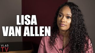 Lisa Van Allen: Father of Girl in R Kelly Tape Worked for Kelly, Cried During Questioning (Part 7)
