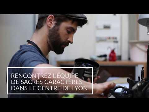 Wecandoo - Joël, Letterpress - Imprimeur, Lyon