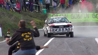 Best of Audi Quattro Rally | Pure Sound