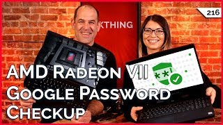 AMD Radeon VII Benchmarks!!! Google Password Checkup Review. Facebook Alternative!!!