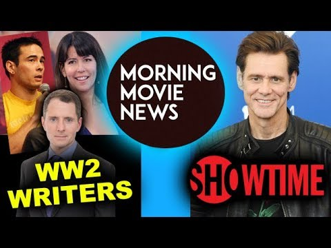 "Wonder Woman 2 Screenwriter Dave Callaham, Jim Carrey ""Kidding"" on Showtime"