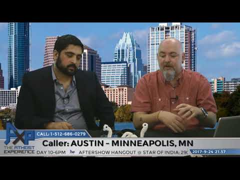 Police & Christian Violence & the Supernatural | Austin – Minneapolis, MN | Atheist Experience 21.37