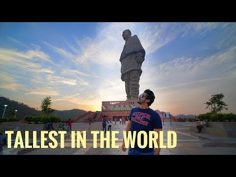 WORLDS TALLEST | STATUE OF UNITY
