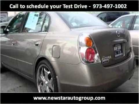 2003 Nissan Altima Used Cars Newark NJ