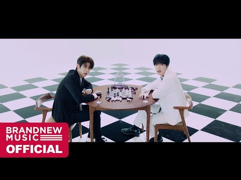 MXM (BRANDNEWBOYS) - 'CHECKMATE' OFFICIAL M/V