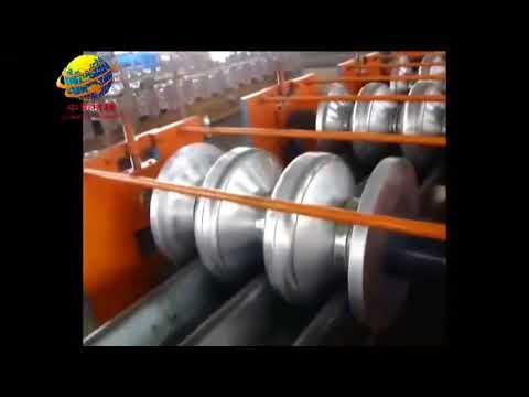 Three Way Guard Rail Roll Forming Machine