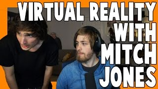 Chance Introduces Mitch To Virtual Reality!