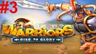 Warriors: Rise to Glory! (3) - Tanczący szkielet