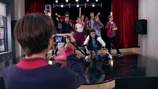 Violetta 3 - Los chicos cantan 'Friends 'till the end' (Ep 53) HD