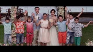 Протестантская свадьба на Пхукете (Видео содержит материалы, защищенные авторским правом)
