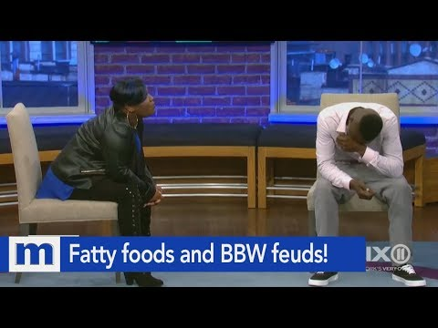 Fatty Foods And BBW Feuds! | The Maury Show