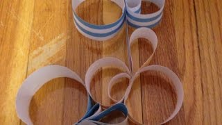 Create A Cute Paper Garland - Diy Crafts - Guidecentral