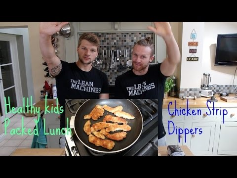 #ad | HOW TO: Healthy Packed Lunches with The Lean Machines!
