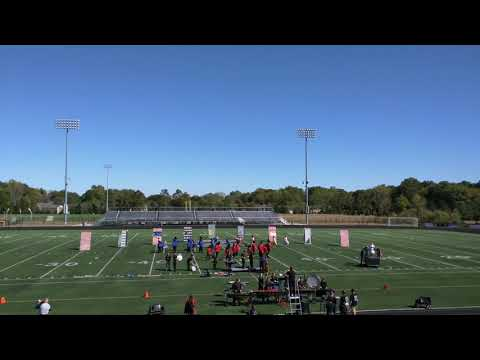 South Vermillion High School Marching Band performing 'Maria' from their West Side Story Show.