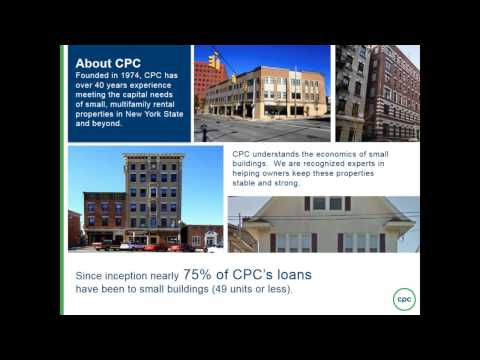 Catalyzing Efficiency Webinar Series: Multifamily Lenders and Investors