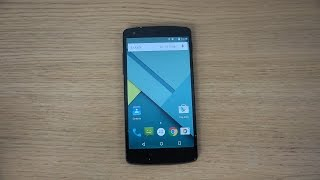 Nexus 5 - Android 5.0 Lollipop Developer Preview - Review (4K)