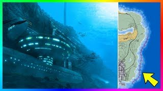 The SECRET GTA 5 Underwater Valley You Probably Didn't Know About!