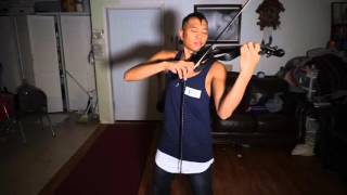 Sia - Bird Set Free - Violin Loop Cover